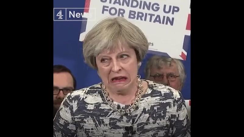 Лицо нынешней Британии