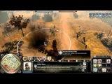 Encirclement commander