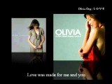 Olivia Ong L-O-V-E