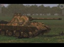 Steel Fury Kharkov 1942 Steel Beast Campaign Outcome Mission Panther Pz.V ausf.A tank