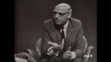 Foucault Interview (1966) -