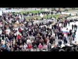 Донецк: митинг 09.04.2014-16:00