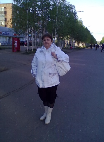 Татьяна Пихо-Егорова, 17 февраля , Инта, id203437329
