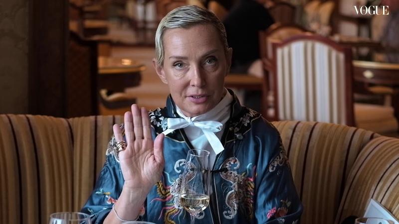 Vogue-этикет: правила поведения за столом. Часть первая