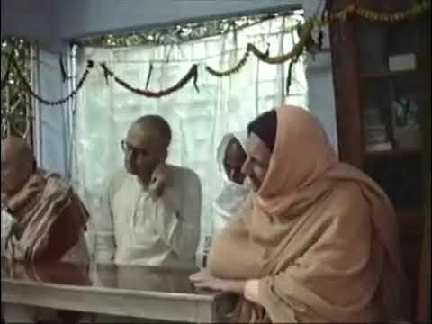 Srila B.S. Govinda Maharaj | Nabadwip 1991/03/04