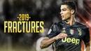 Cristiano Ronaldo 2019 ► Fractures   Skills and Goals