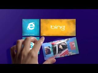 «Windows Everywhere» - новый рекламный ролик от Microsoft