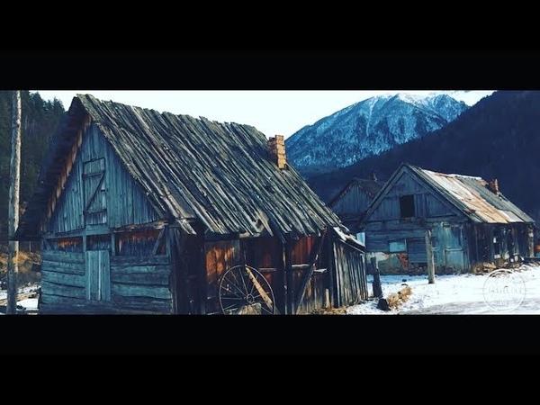 КАВКАЗ. Худеское ущелье. Travel video. Карачаево-Черкессия.