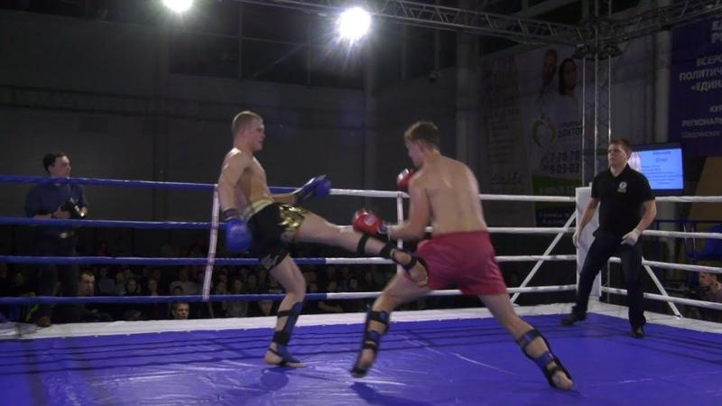 В ФОК Парус прошёл 7 турнир по контактным единоборствам Уральский характер
