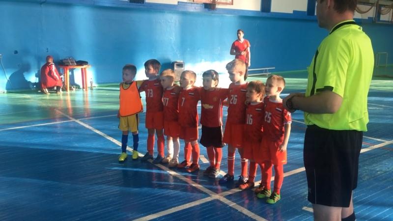 Volga Kids Cup 2012 г.р.: Юниор-Орлята - Алмаз 8:0