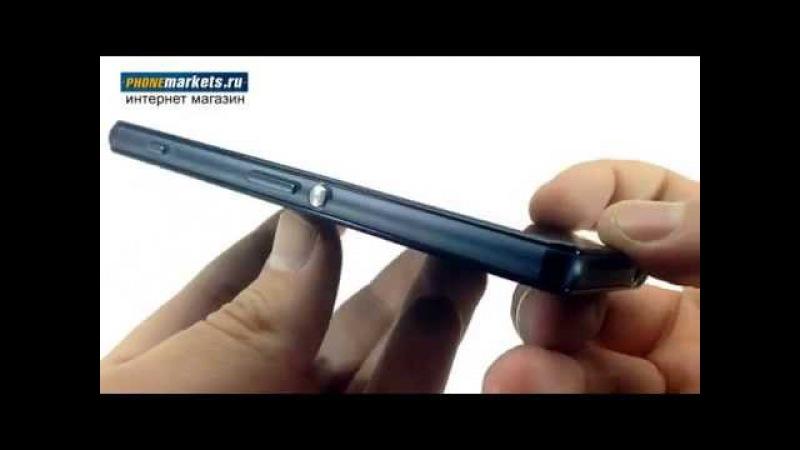 Sony Xperia Z3 Compact - видео обзор смартфона                                              !                   Исследуй мир высоких технологий с нами!  http://vk.com/streetkom
