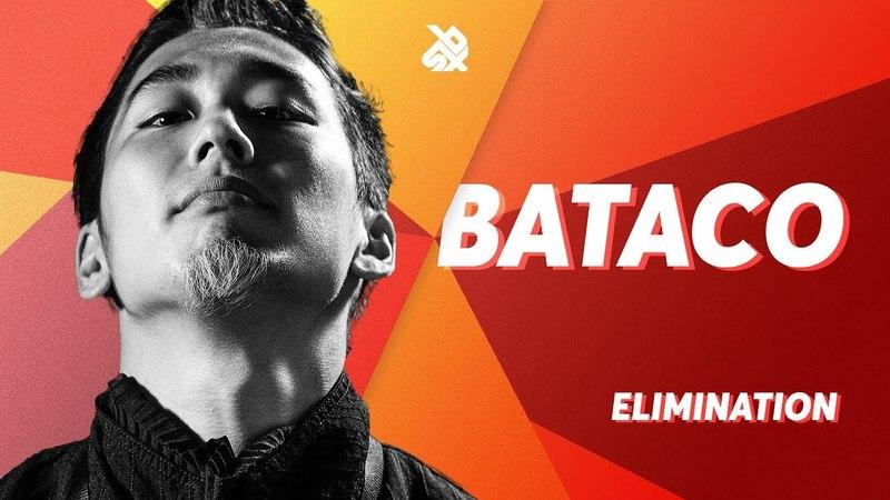 BATACO   Grand Beatbox SHOWCASE Battle 2018   Elimination