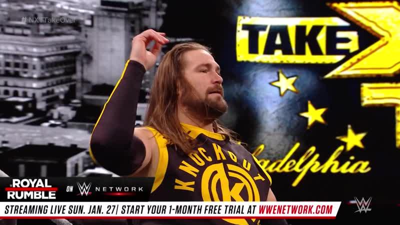 WWE опубликовали полный матч Вельветин Дрима против Кассиуса Оно на NXT TakeOver: Philadelphia.