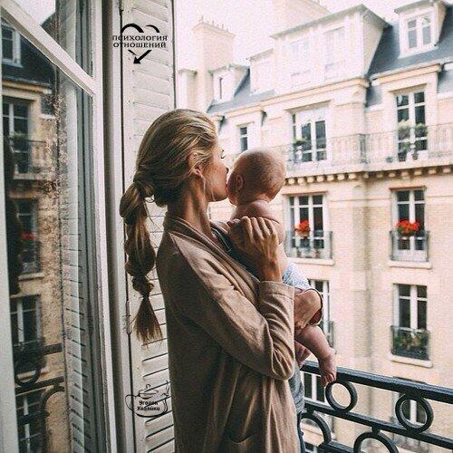 Пусть лучше дома будет бардак с детьми, чем порядок без детей.