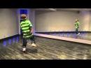 Саша Алехин - урок 3: видео уроки танцев хип хоп
