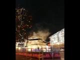 Зима. ГУМ, Красная площадь.