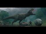 Новый трейлер фильма Мир Юрского периода 2 / Jurassic World: Fallen Kingdom