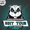 Nordloef (8bit, Швеция) - Russian tour 2014