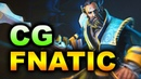FNATIC vs Clutch Gamers KING'S CUP 2 Losers FINALS DOTA 2