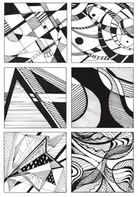 Композиция графический дизайн
