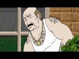 ATHF (Aqua Teen Hunger Force) | Команда Фастфуд - 5 сезон 4 серия (2х2)