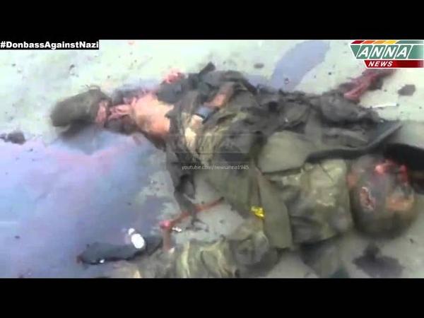 18 ДНР Шахтерск Разгром батальона Днепр 31 07 2014 18 DPR Shakhtersk