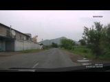 Парашютист на дороге г. Арсеньев приморский край время на регике видно