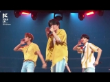 KCON LA 2018 SEVENTEEN - OH MY! + OUR DAWN IS HOTTER THAN DAY