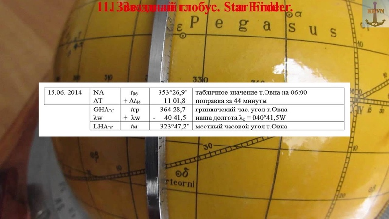 11. Трейлер_Звездный глобус. Star Finder.