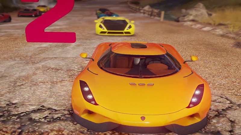 Asphalt 9: Legends Official Iphone/Ipad/Android Gameplay 1080p 131