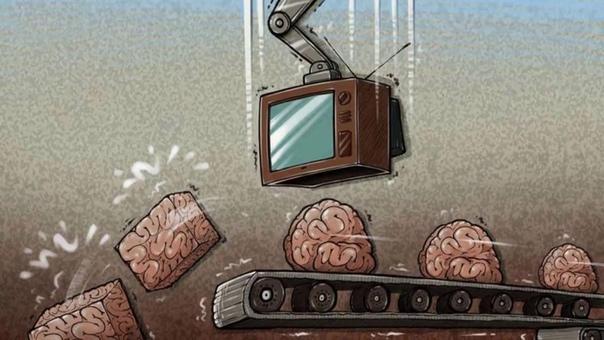 Причины, почему новости вредно смотреть