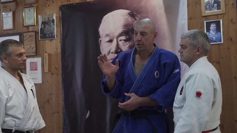 Budo Akademy № 30 in Moscow Kodokan Karate Judo Jyu Jutsu