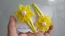 Florzinha de organza para Tic Tac Aula 235