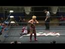 Naoki Tanizaki c vs Ryota Nakatsu BASARA Vajra 78 ~ Luyang no Hoko