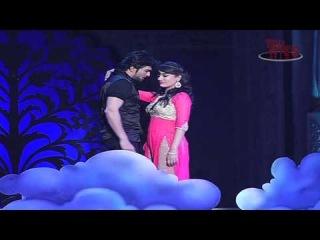 Asad and Zoya (Raquesh and Surbhi) Rehearse for HOLI SPECIAL