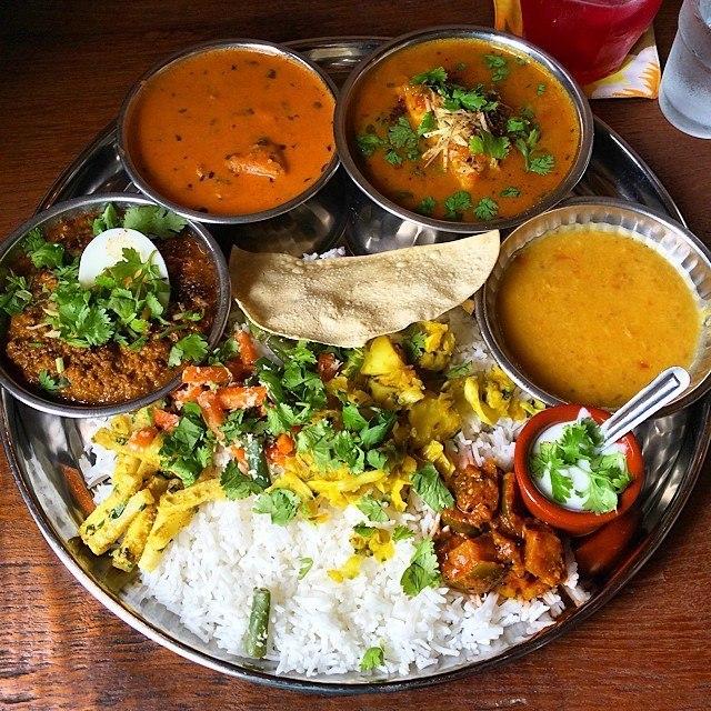 Блюда индийской кухни рецепты с фото