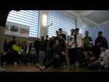 Белая (win) vs Alex ST / Accident battle 15/12/13 / ТВЦ ШТаб-Квартира