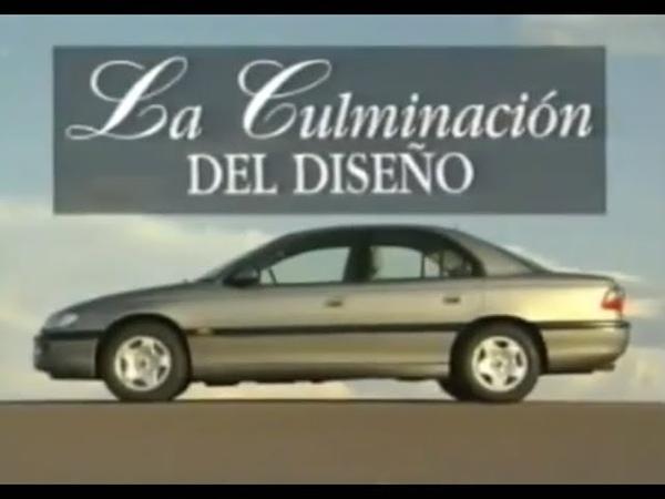 Реклама Opel Omega B с 90-х подборка краштестов.