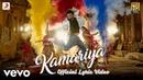 Kamariya - Official Lyric Video Mitron Jackky Bhagnani Kritika KamraDarshan Raval