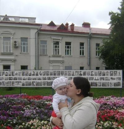 Валюша Сидорова, 12 февраля , Курган, id14905399