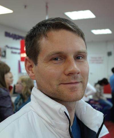 Андрей Крючков, 8 апреля 1985, Санкт-Петербург, id34612153