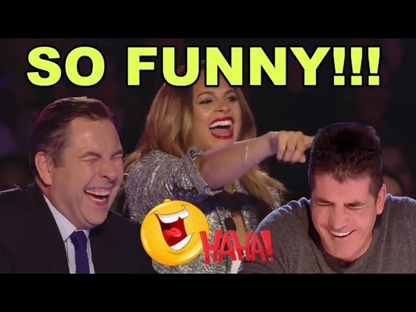 TOP 10 MOST FUNNY HILARIOUS AUDITIONS ON BRITAINS GOT TALENT OF ALL TIMES!