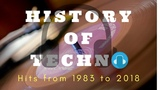 История Техно Музыки (1983 - 2018)
