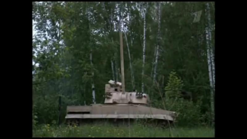 Современная бронетехника России - лёгкий танк Спрут