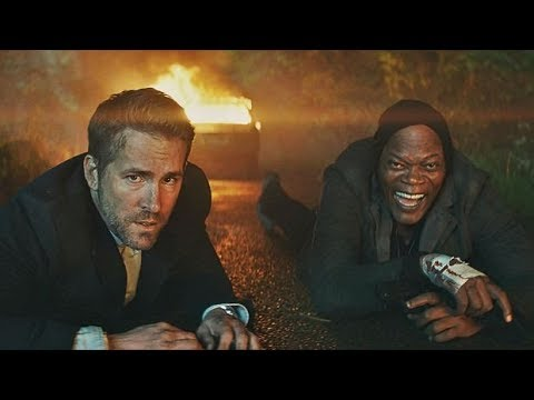 The Hitman's Bodyguard | Black Betty | Spiderbait (Music Video)