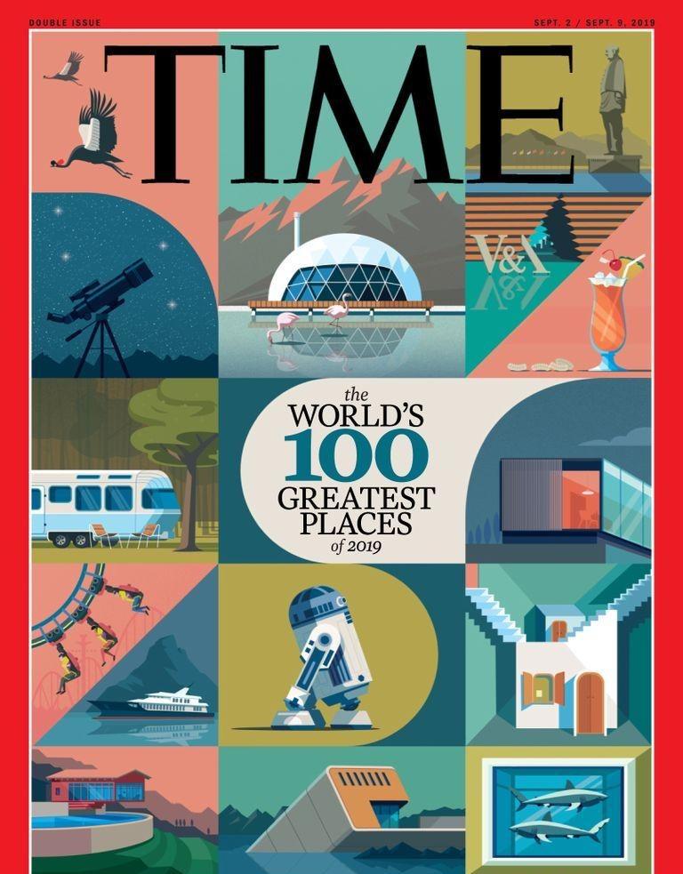 Time International Edition - September 02, 2019