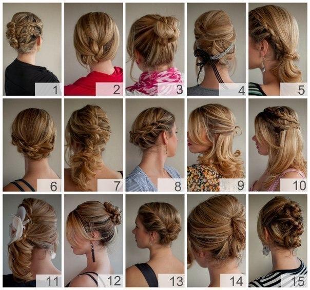 15 оригинальных способов для укладки волос. Возьмите на заметку!