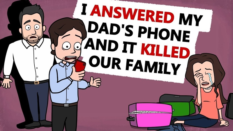 I Answered My Dads Phone And It Killed Our Family