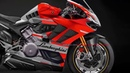 Detail Lamborghini Superbike 1000cc V4 Engine 220HP 2019-2020 | Mich Motorcycle