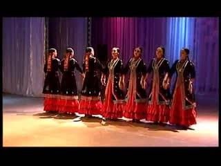 Башкирский танец Семь девушек в исполнении Государственного академического ансамбля народного танца им. Файзи Гаскарова